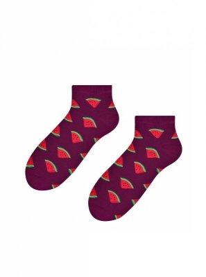 Steven art.025 Pánské kotníkové ponožky
