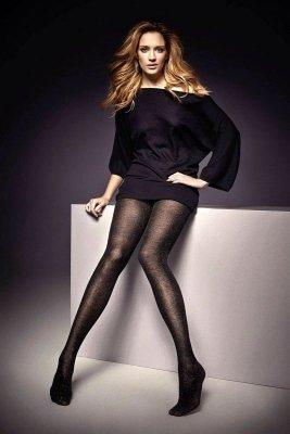 Veneziana Starlet Lurex 80 den punčochové kalhoty