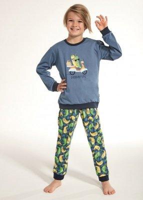 Cornette Kids Boy 593/91 Pepperoni Chlapecké pyžamo