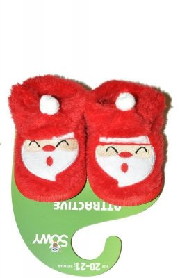 Attractive owl 1245 papuče sváteční