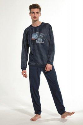 Cornette F&Y 967/34 Rock Jeans Chlapecké pyžamo