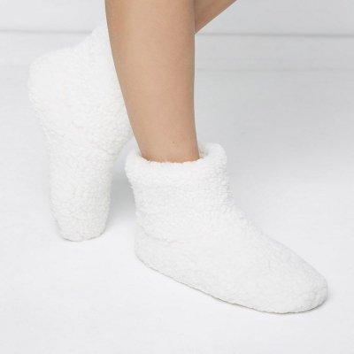 Aruelle Plush Slippers Dámské papuče