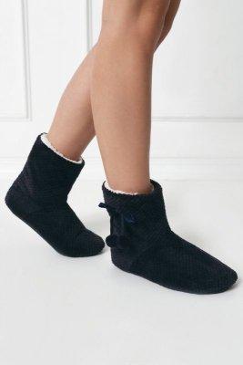 Aruelle Cassie Dark Blue Dámské papuče