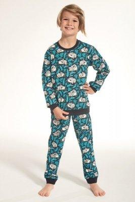 Cornette 264/92 Kids Koala 3 Chlapecké pyžamo