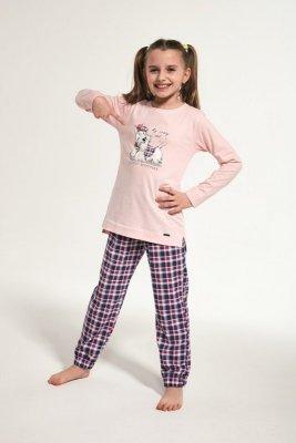 Cornette 780/113 Kids Scottie Dívčí pyžamo