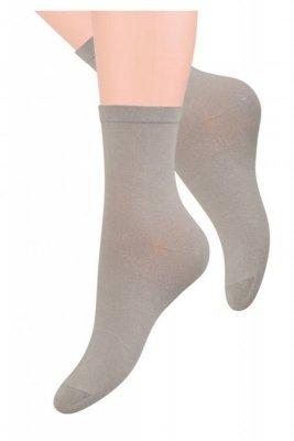 Steven 031 Dámské ponožky