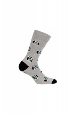Wola Casual wz.525 Pánské ponožky