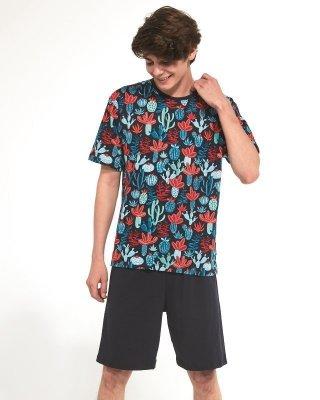 Cornette F&Y Boy 265/33 Cactus  164-182 dětská pyžama