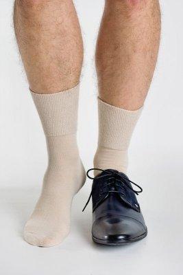 Regina Purista antibakteriální netlačící ponožky
