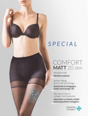 Gabriella Comfort Matt 20 den code 479 Punčochové kalhoty