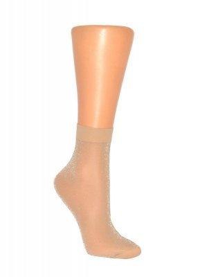 Magnetis wz.009 Lurex Ponožky