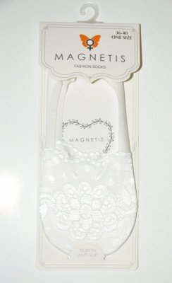 Magnetis 026 Krajka Dámské ťapky