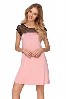 Babella Ariana růžová Peony Noční košilka