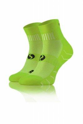 Sesto Senso Frotte Sport Socks zelené Ponožky