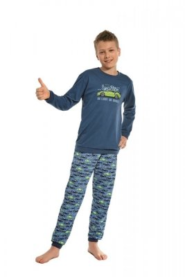 Cornette 593/93 No Limit Chlapecké pyžamo