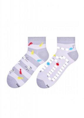 More 035 Asymetrické pánské ponožky
