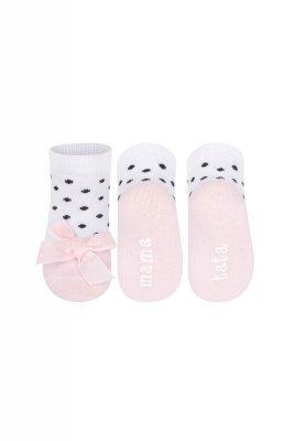 Soxo 02614 Mama Tata Ponožky