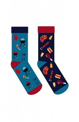Krebo nepárové Pánské ponožky