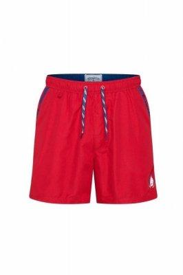 Henderson Hooper 37833-33X červené Plavkové šortky