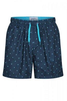Henderson Hunch 37834-59X tmavě modré Plavkové šortky