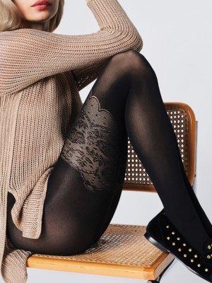 Fiore Elizabeth 40 den Punčochové kalhoty