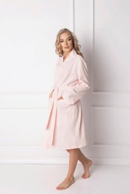 Aruelle Marshmallow Pink Short Dámský župan