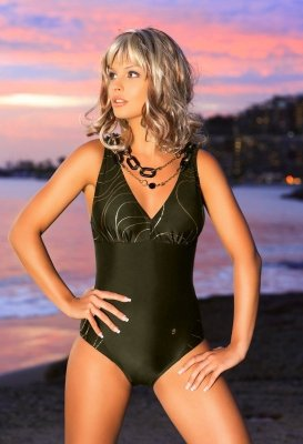 Ewlon Capri (4) Dámské plavky