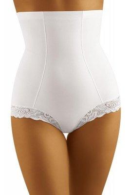 Wol-Bar Modelia bílé Kalhotky
