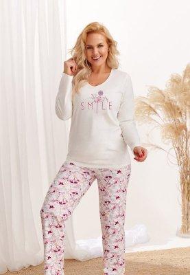 Taro Iga 2463 Z'20 Dámské pyžamo plus size