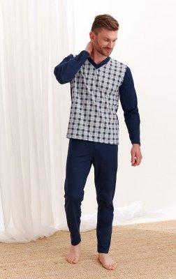Taro Roman 194 Pánské pyžamo plus size