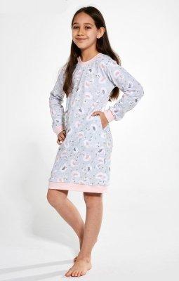 Cornette Young Girl 397/137 Swan 3 134-164 Dívčí noční košilka