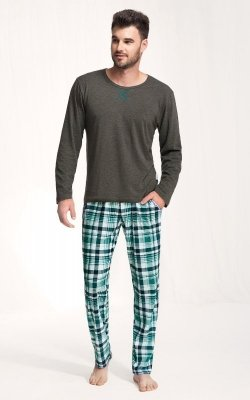 Luna 717 Pánské pyžamo
