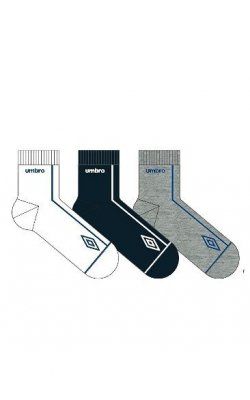 Umbro UMSM 0394 Quarter A'3 Pánské ponožky