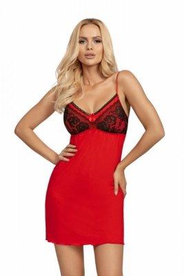 Donna Patrizia červená Noční košilka