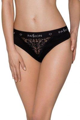 Passion PS001 černé Dámské kalhotky