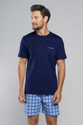 Italian Fashion Kryspin kr.r.kr.k. Pánské pyžamo