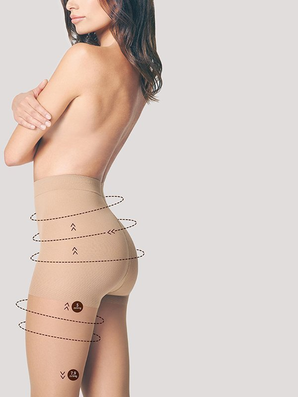 Fiore Body Care Comfort 40 Punčochové kalhoty