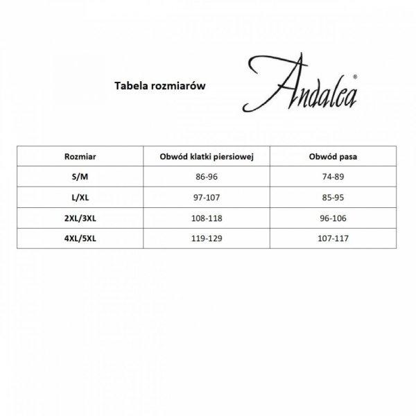 Andalea Desire Black Pánská tanga