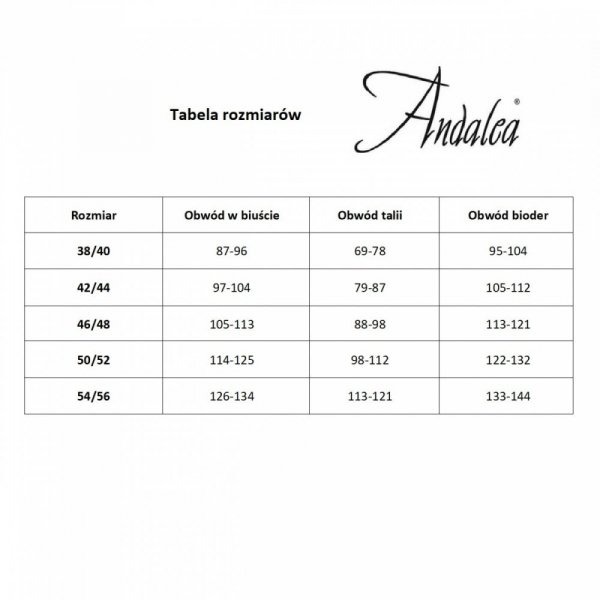 Andalea SW/109 Košilka