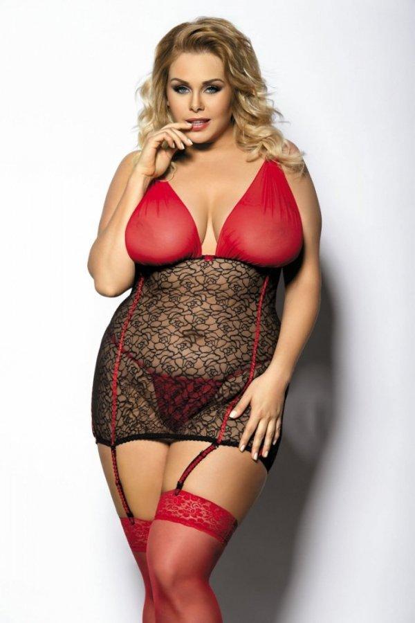 Anais Yammy Košilka Size Plus