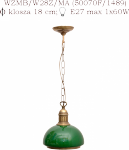 Żyrandol mosiężny JBT Stylowe Lampy WZMB/W28Z/MA/50200