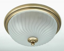 Plafon mosiężny JBT Stylowe Lampy WPMB/DZ/0405109