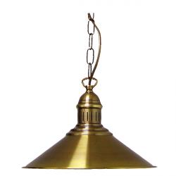 Żyrandol mosiężny JBT Stylowe Lampy WZMB/W28Z/Ś(CBW340350)