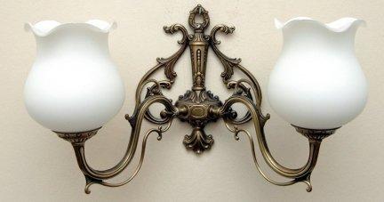 Kinkiet klasyczny JBT Stylowe Lampy WKZI/04K/2