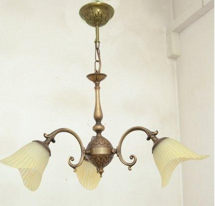 Żyrandol klasyczny JBT Stylowe Lampy WZZI/W06Z/3