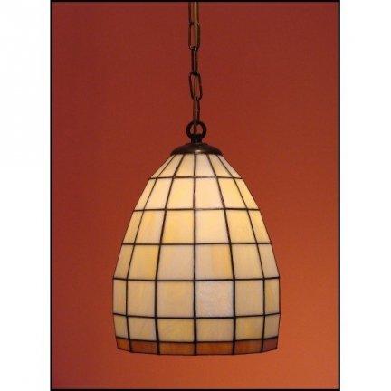 Lampa żyrandol zwis witraż Clasic 20cm