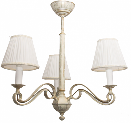Żyrandol mosiężny JBT Stylowe Lampy WZMB/90302/3MB