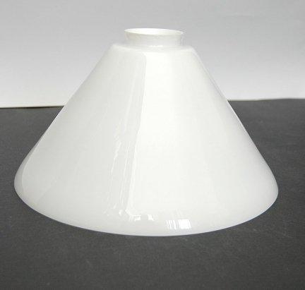 Klosz szklany duży 25cm lampa zyrandol E27