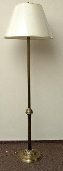 Lampa stojąca mosiężna JBT Stylowe Lampy WSMB/556S/1