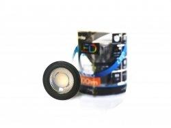 Żarówka LED 7W GU10 BK